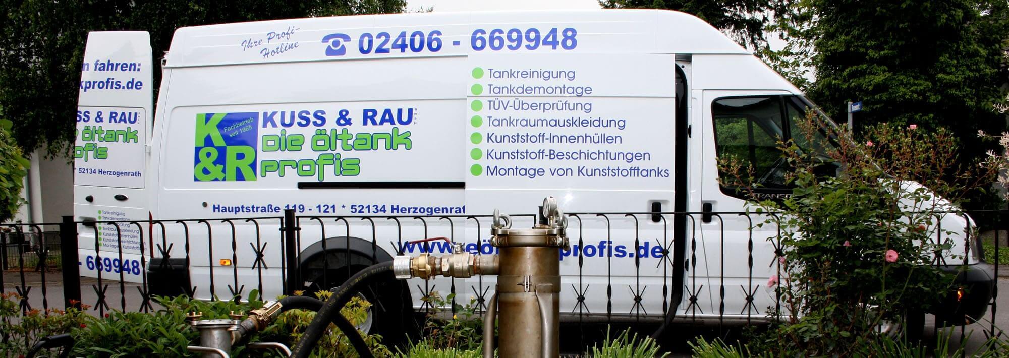 Kuss & Rau - Fachbetrieb seit 1965